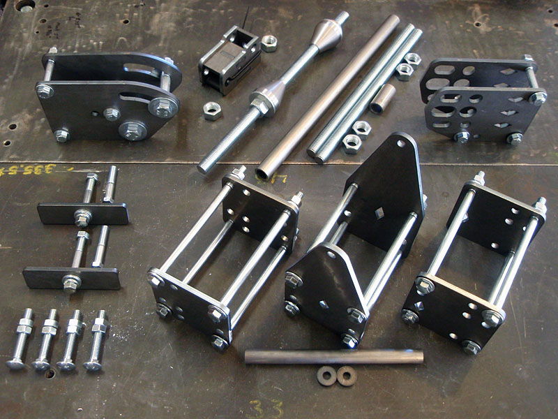 Chop Source - Frame Jig Kits and Neck Centering Cones