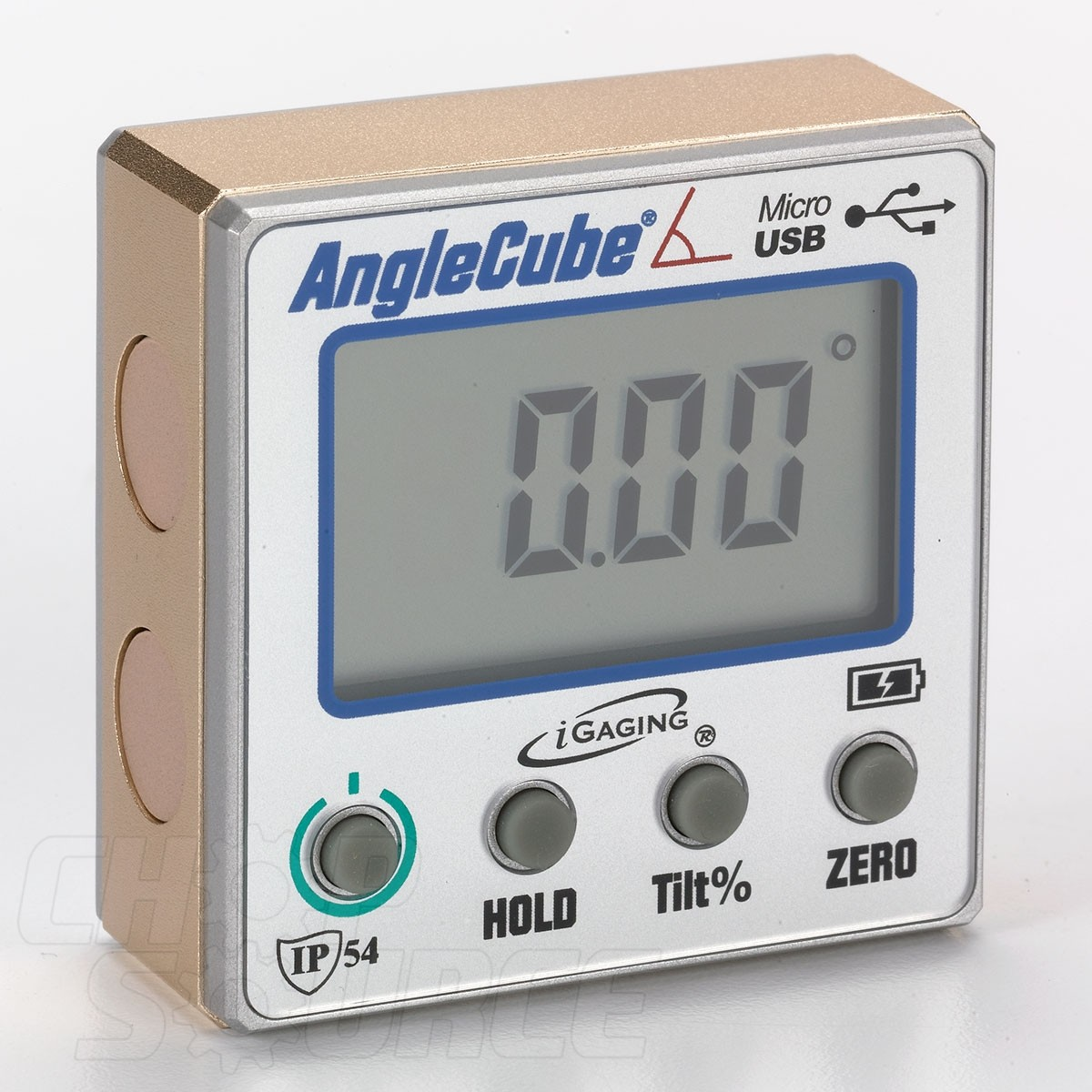 AngleCube - Digital Angle Finder - Gen 3 - Front