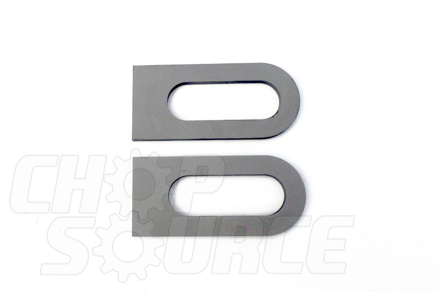 Axle Plate Spacer Set for Style B