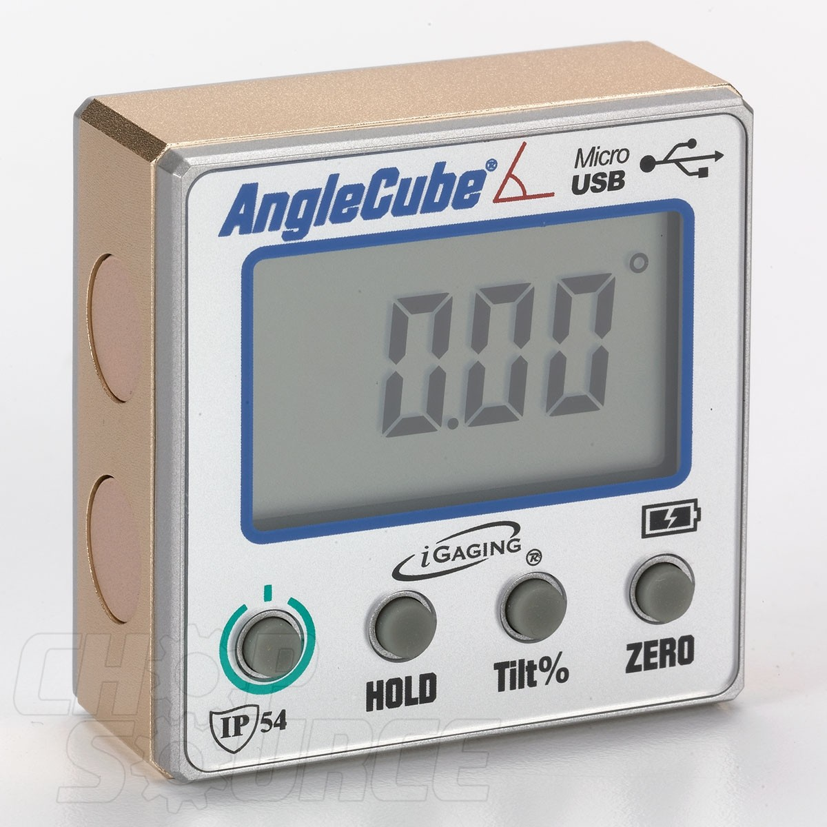 AngleCube - Digital Angle Finder - Gen 3 - Front