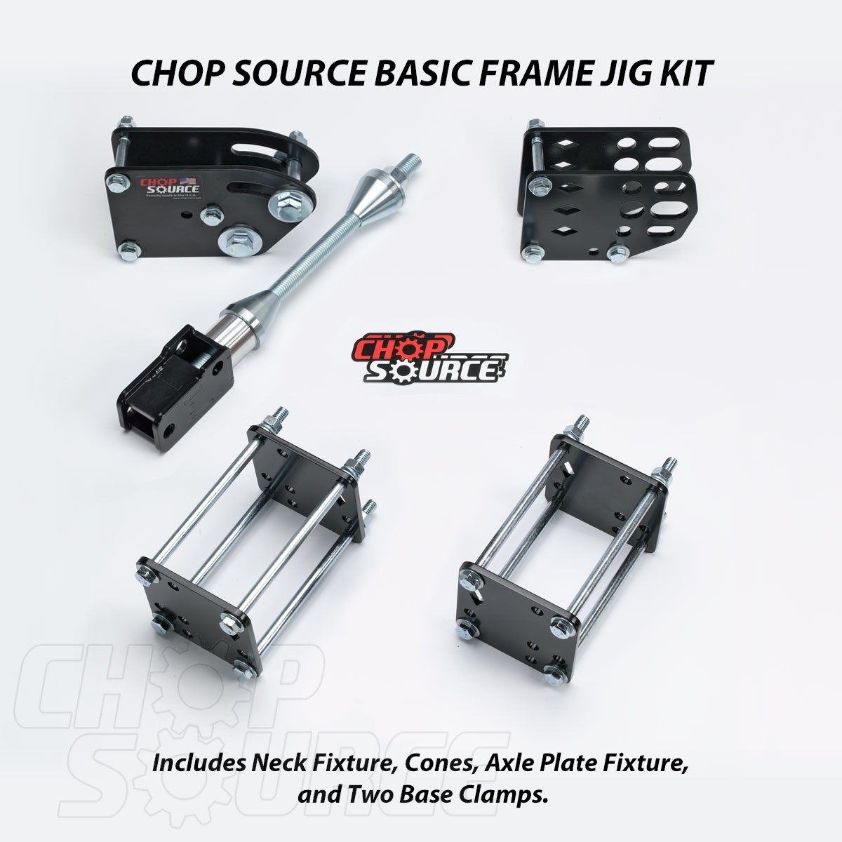 Chop Source Motorcycle Frame Jig Kit - Basic