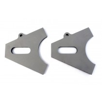 "Chopper Axle Plate Set - Style B - 1"" / 25mm"