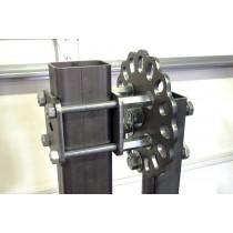 Chop Source Frame Jig Rotisserie Brackets