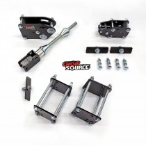Chop Source Minibike Frame Jig Kit