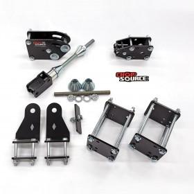 Basic Bicycle Frame Jig Kit (Welding Jig / Fixture)
