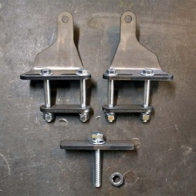Frame Jig Adjustable Width Fixture