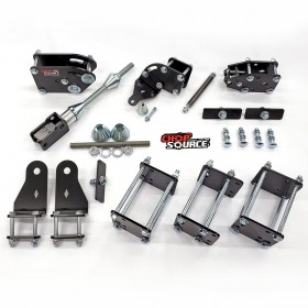 Full Bicycle Frame Jig Kit (Welding Jig / Fixture)