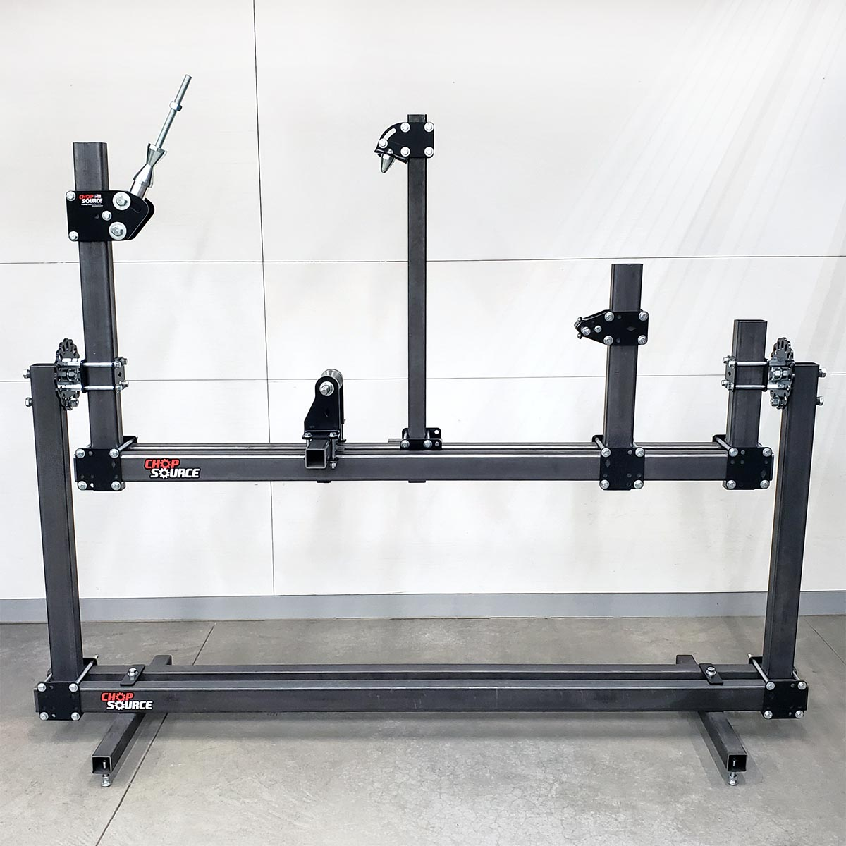 Chop Source Frame Jig Fixtures